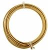 Art Wire 12g Lead/nickel Safe Non-tarnish Brass